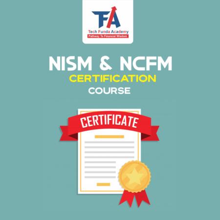 NISM/NCFM Certification